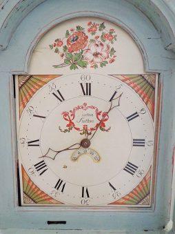 122-Early 19th Century Longcase Clock
