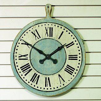 214-Bread Board Clock