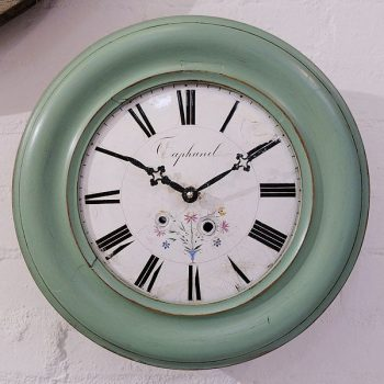 202-French Wall Clock