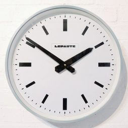 053-Lepaute Industrial Clock