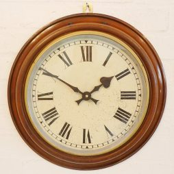 139-Old Electric Office Clock