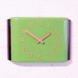 292-Art Deco Wall Clock