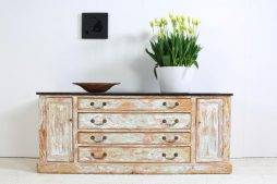 Antique French 19th Century Provencal Sideboard