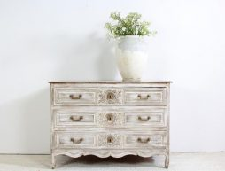 Classic French 18th Century Louis XVI Oak Commode