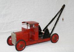 Vintage Tin Toy Truck
