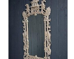 Late 20th Century Moulded Frame Mirror
