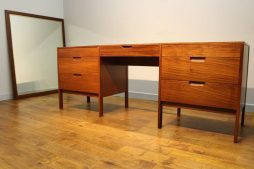 Richard Hornby Teak Dressing Table for Fyne Ladye Furniture c1960
