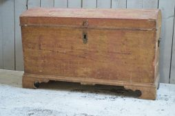 Decorative Antique French Domed Trunk