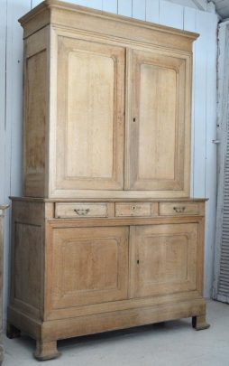 Antique French Oak Buffet Deux Corps