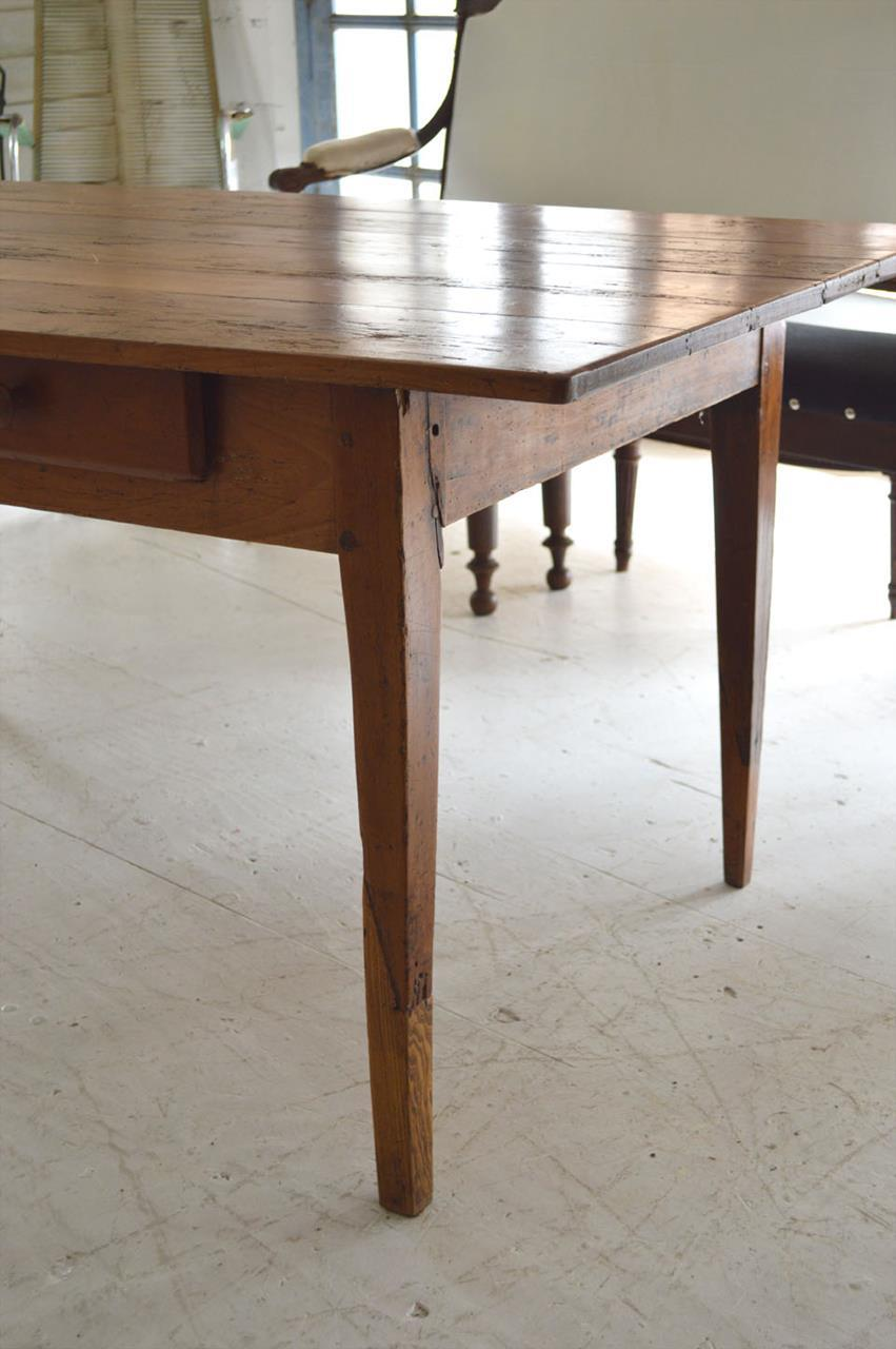 Small Antique French Farmhouse Table