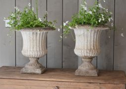 Pair of Garden Urns