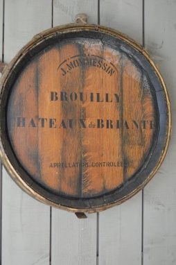 Decorative Wine Barrel
