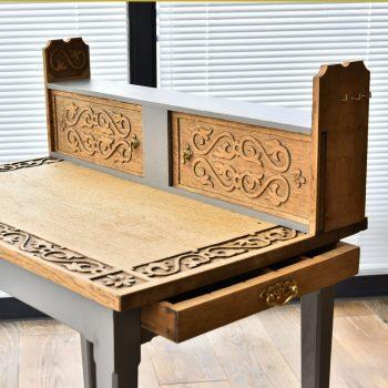 Antique Arts &  Crafts Dressing Table Desk
