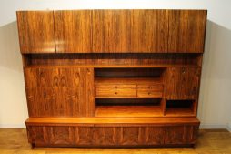 Robert Heritage rosewood unit for Archie Shine at Heals