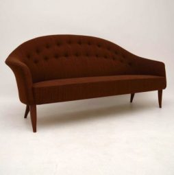 Retro Swedish 'Paradiset' Sofa by Kirstin Horlin-Holmquist Vintage 1960's