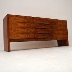 Retro Rosewood Sideboard by Gordon Russell Vintage 1960's