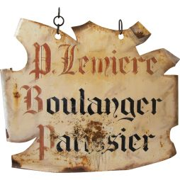 French 'Boulangerie' Shopfront Hanging Sign