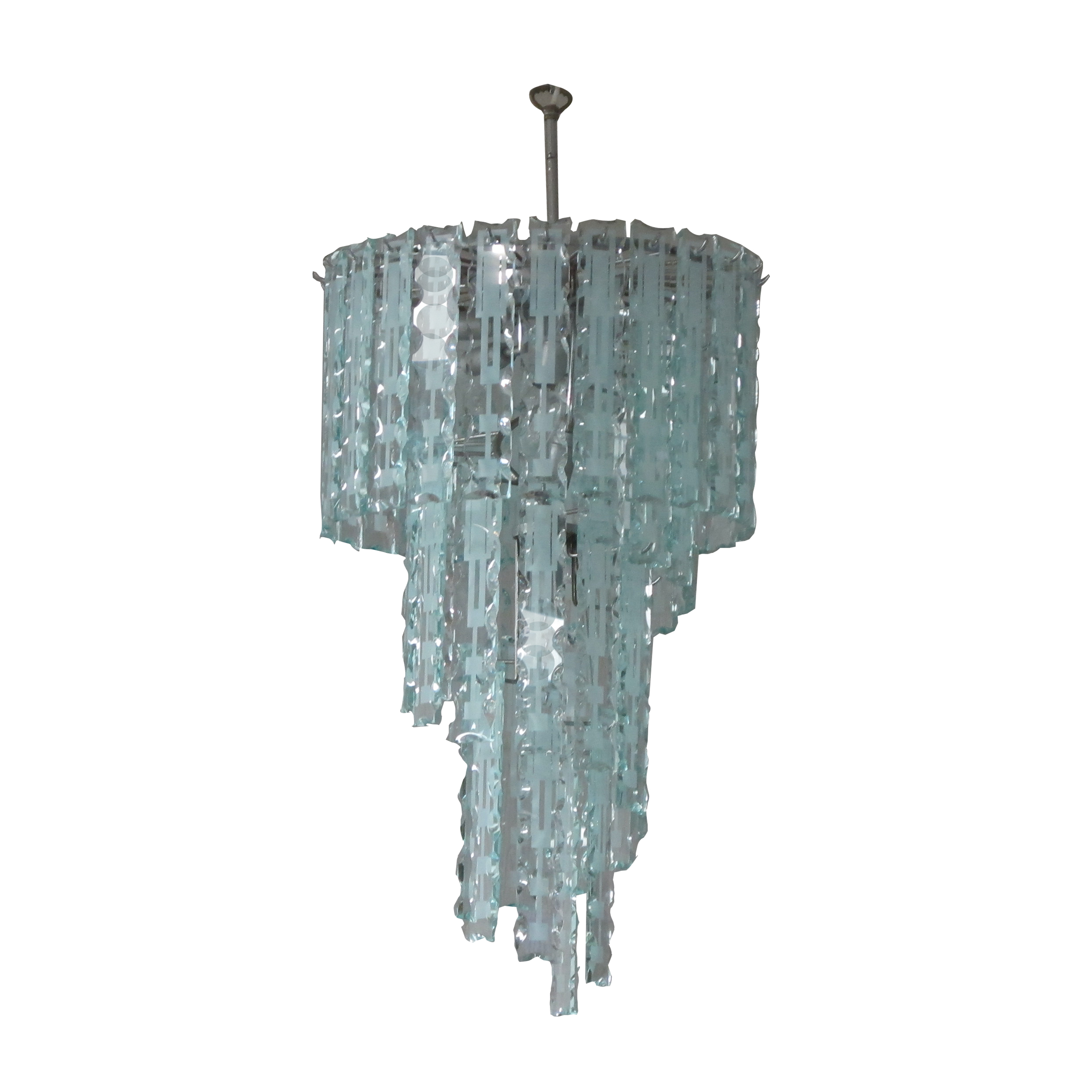 fontana arte chandelier interior boutiques antiques. Black Bedroom Furniture Sets. Home Design Ideas