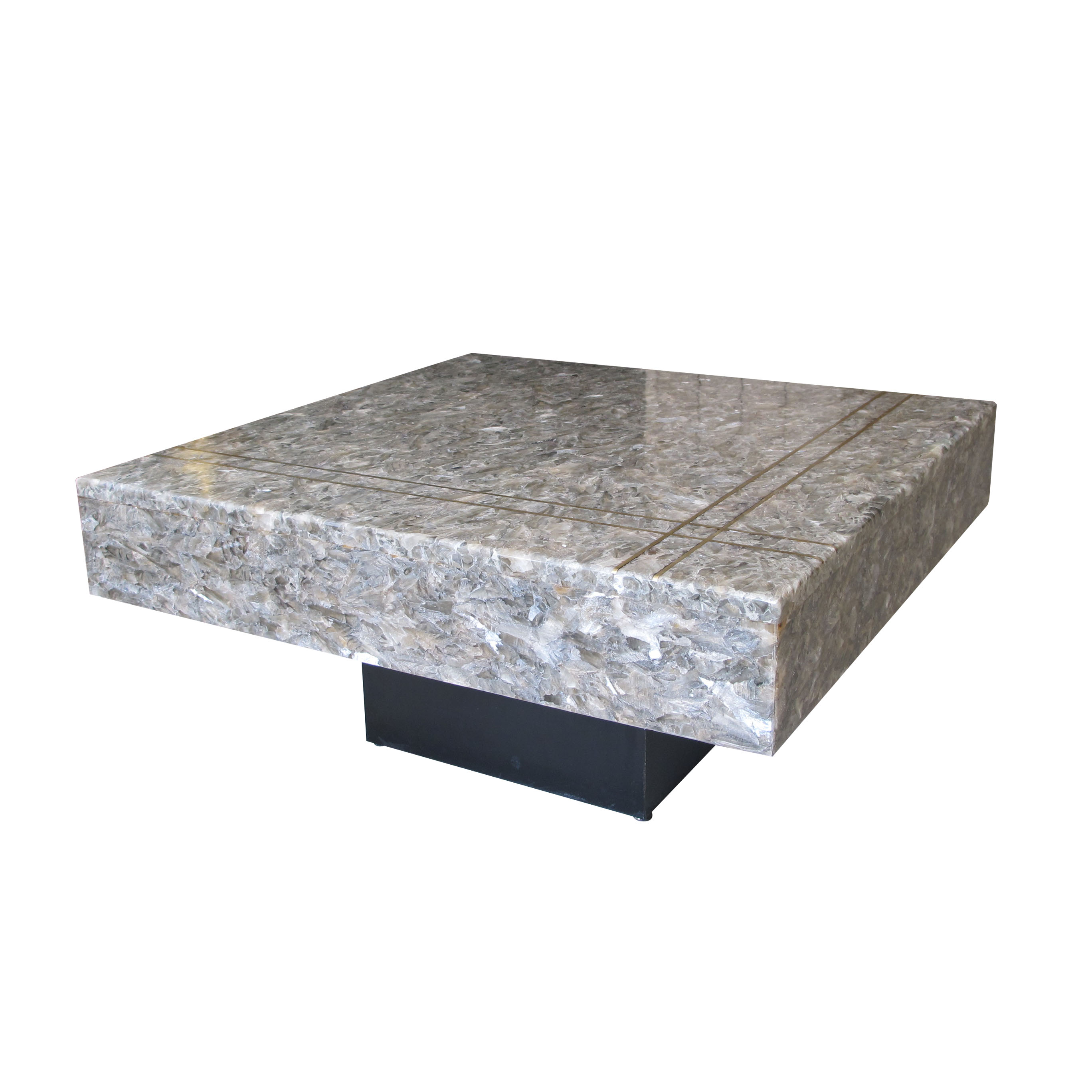 Labradorite Pair Of Side Tables Interior Boutiques
