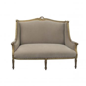 19TH CENTURY SOFA MARQUISE