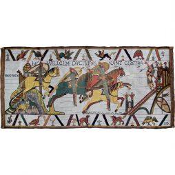 Vintage Woven Bayeux Tapestry