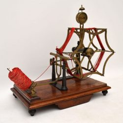 Antique Victorian Yarn Strength Testing Machine