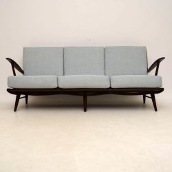 Danish Retro Sofa Vintage 1950's