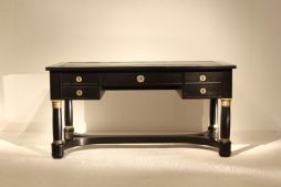 1940s Ebonised Desk