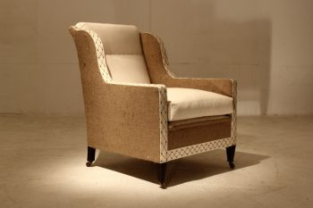 19th Century English Armchair