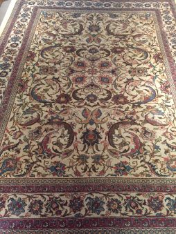 1930s Persian Tabriz Carpet