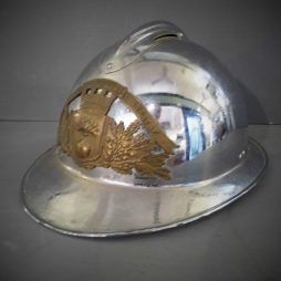 French Firemans Helmet