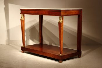 Early 19th Century Console Table‏