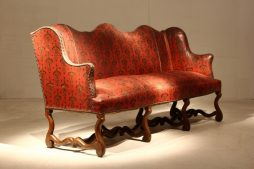 18th Century Os Des Mouton Sofa