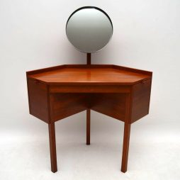 1960's Danish Teak Dressing Table
