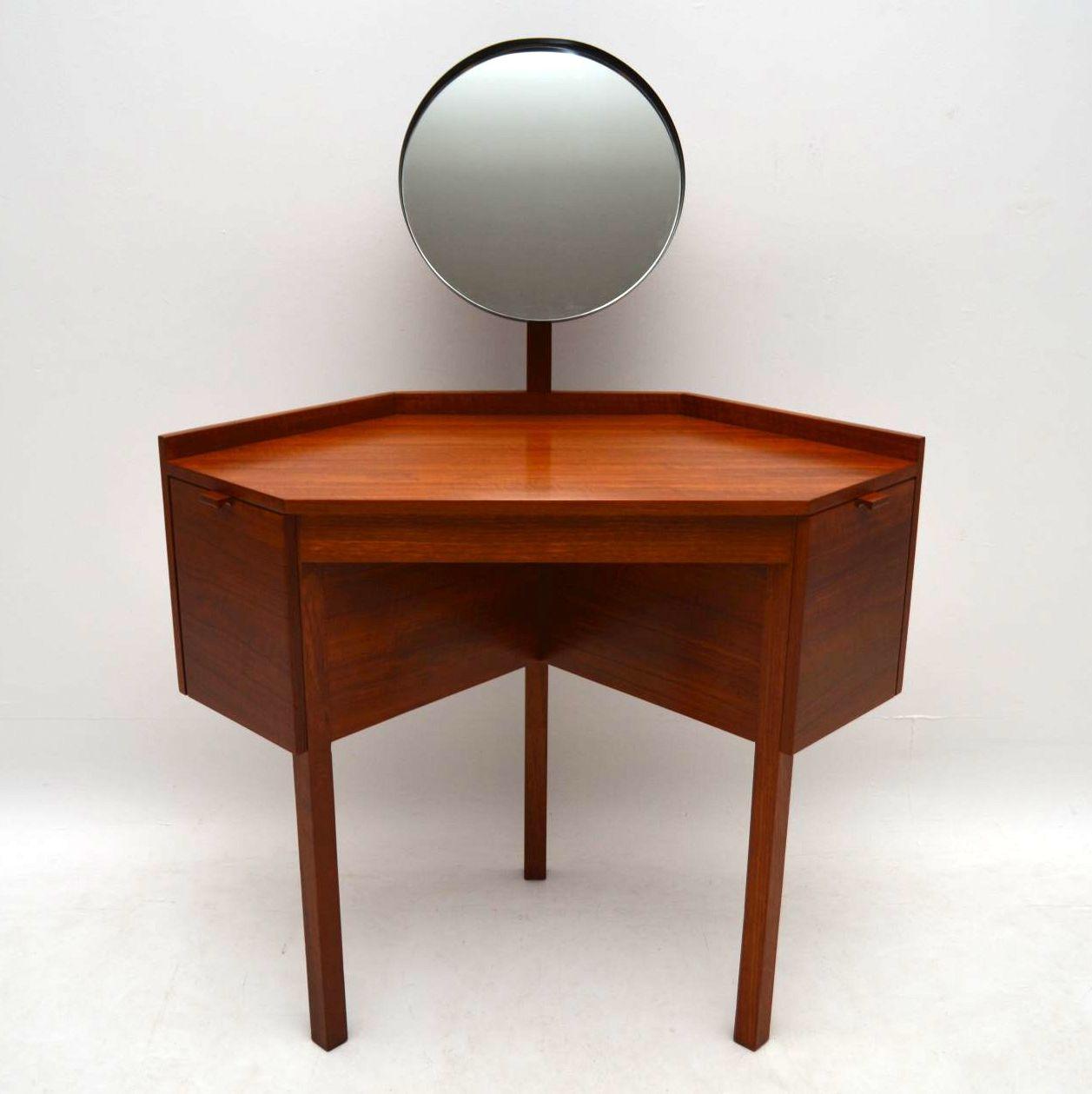 1960 S Danish Teak Dressing Table Interior Boutiques Antiques