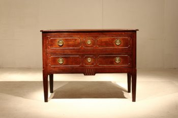 18th Century French Rustic Commode