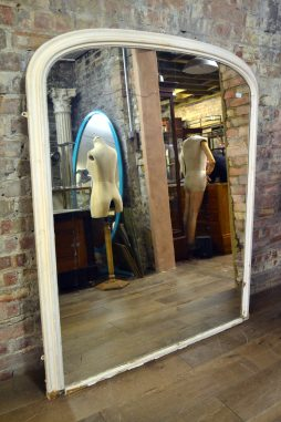 Victorian Over Mantle Mirror