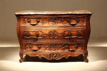 Large 18th Century French Commode