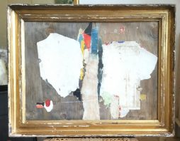 Abstract Collage by Huw Griffith