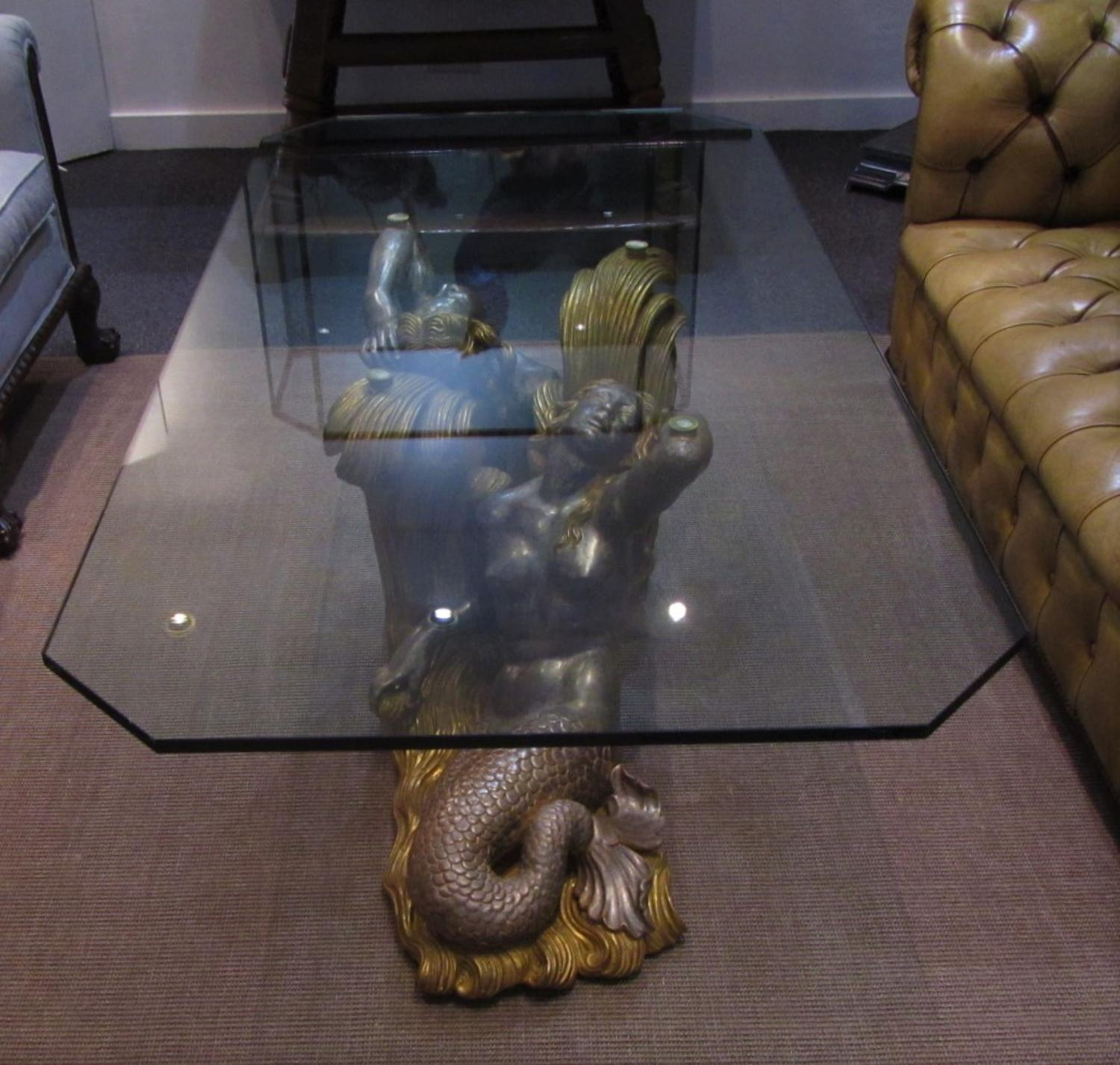 Mid Century Mermaid Coffee Table Interior Boutiques Antiques For Sale And Mid Century Modern