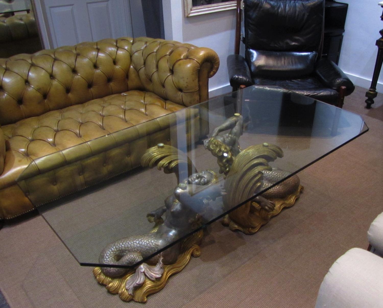 Mermaid Coffee Table For Sale