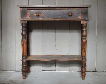 19th Century country side table