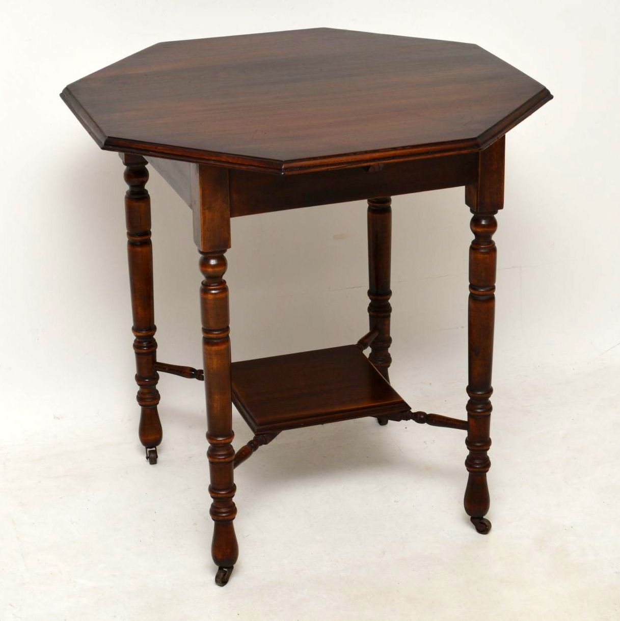 Antique victorian mahogany occasional table interior for Occasional tables