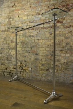 Nigel Coates Aluminium Hanging Dress Rail