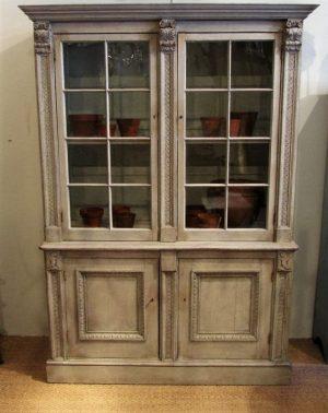 glazed-bookcase