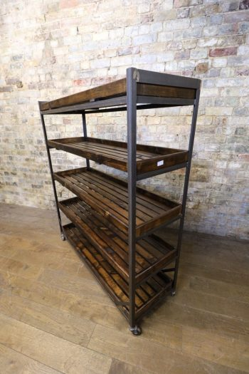 Antique Bread Trolley