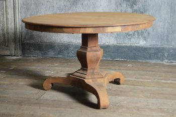 19th Century Mahogany table
