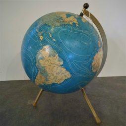 Mid Century Globe