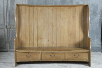 19th Century English Settle