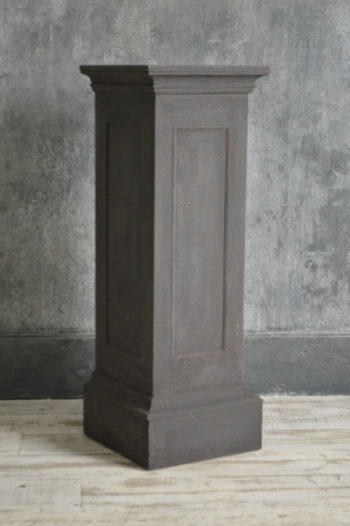 19th Century plinth